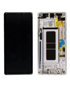 Galaxy Note 8 Display Gold