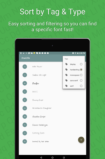 FontFix (Free) 4.4.5.0 screenshots 20