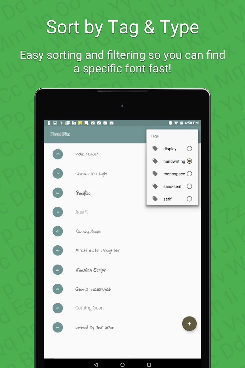 FontFix (Free) Screenshot 19