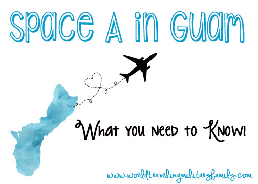 Space A in Guam - What you need to know