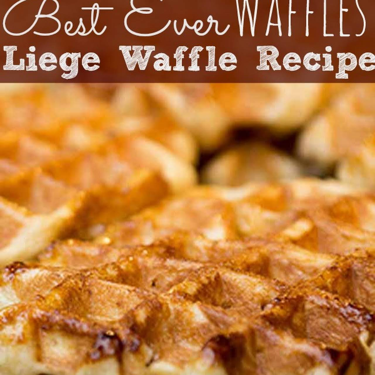 Best Waffle Recipe of All Time