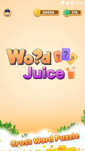 Word Juice-crossword for more rewards - screenshot