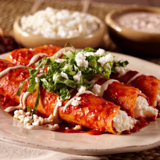 Queso Fresco Enchiladas Recipes.
