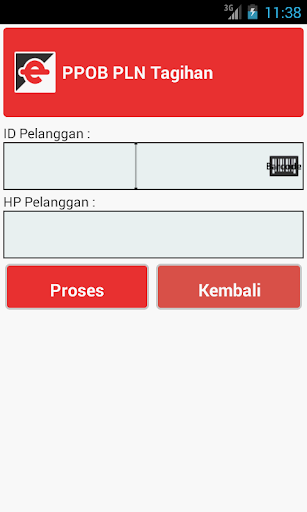 EPLUS - ISI PULSA dan PPOB ONLINE 1.13 screenshots 5