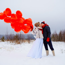 Wedding photographer Andrey Saltanov (id152276334). Photo of 02.12.2017