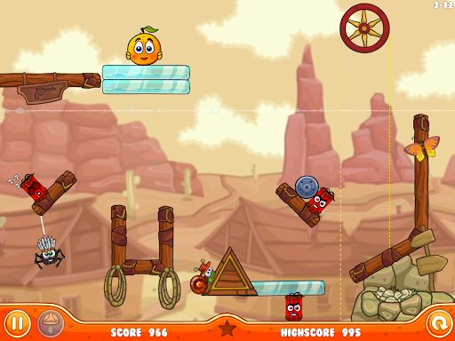 Cover Orange: Journey screenshot 8