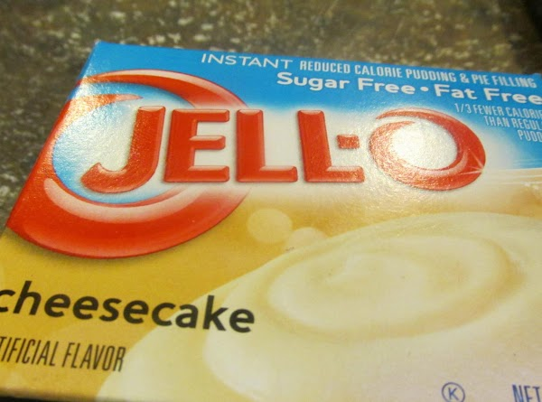 Add Cheesecake pudding & pie filling to cream cheese along with sugar, & sour...