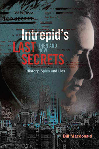 Intrepid's Last Secrets: Then and Now cover
