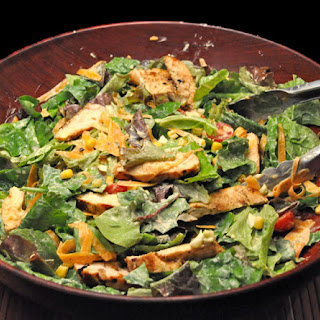 Chicken Salad, Yogurt Ranch Dressing