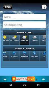 MeteoLive.it- screenshot thumbnail
