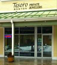 Photo: Tesoro Boston in Middleton, MA proudly displaying their BBB Accreditation