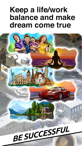 Timeflow: Time and Money Sim screenshots 3