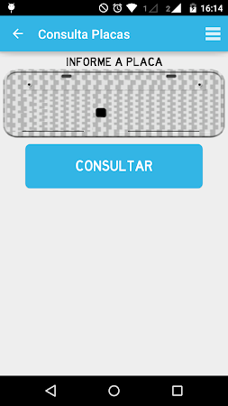 Consultar Placas Detran 2.7.10 screenshot 642225