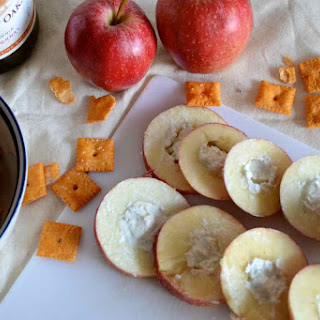 CHEESE FILLED APPLE ROUNDS