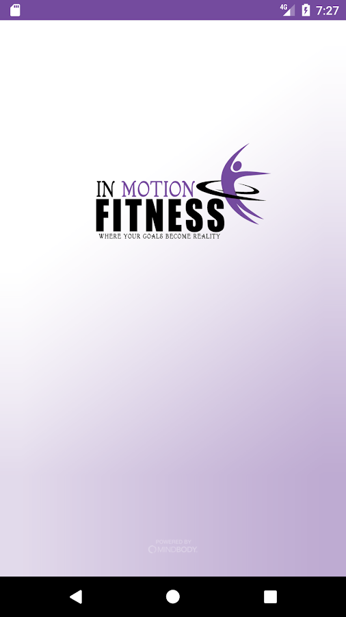 In Motion Fitness AU- screenshot