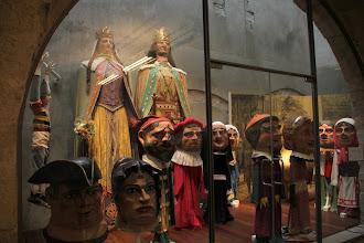 Photo: Le Musée d'histoire de Gérone installé dans l'ancien monastère capucin Sant Antoni ...