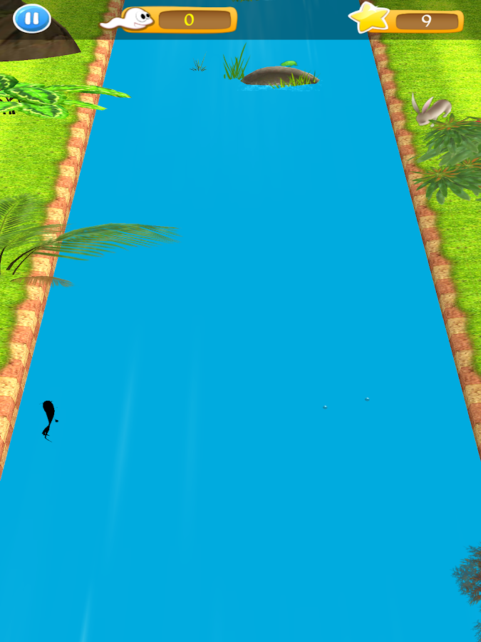 Escape fish fishing game android apps on google play for Best fishing game android