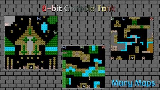 8-bit Console Tank for PC-Windows 7,8,10 and Mac apk screenshot 7