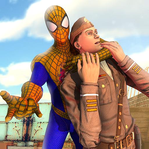 Nhiệm vụ bí mật củ Spider Hero