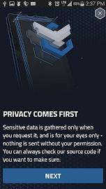 Prey Anti Theft Screenshot 9