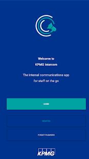 KPMG Intercom - náhled