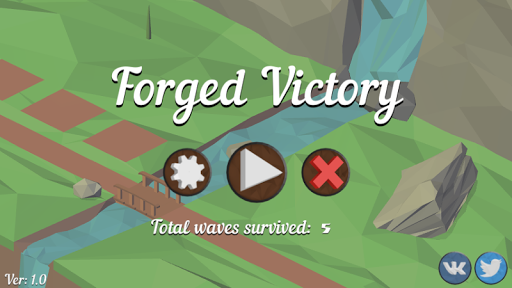 Forged Victory