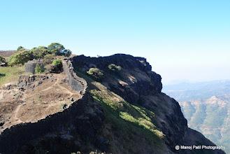 Photo: Fortification on Torana
