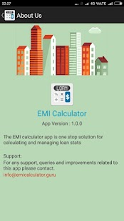 EMI Calculator Guru- screenshot thumbnail
