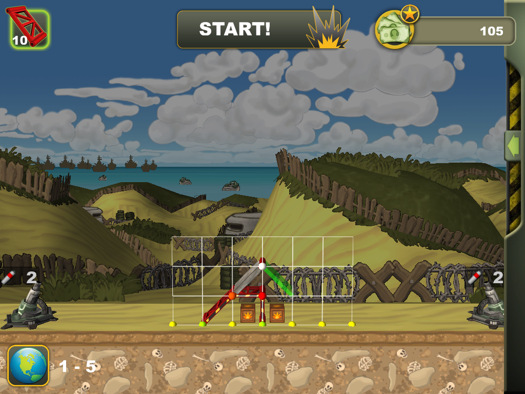 Bunker Constructor - screenshot