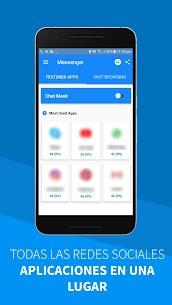 La aplicación Messenger 2