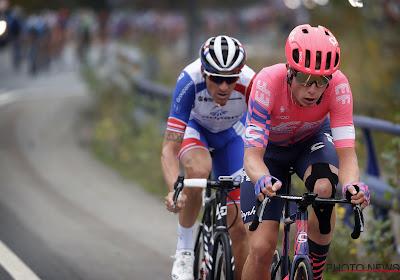 Pech voor Nederlander van EF Pro Cycling: scheurtje in schouder opgelopen na valpartij