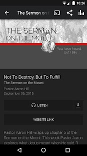 Oak Hill Baptist Church- screenshot thumbnail