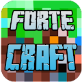 Forte craft ; pixel Builder explore