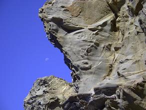 Photo: Sempre Punta Pacchiano, circa alle ore 10 (legale) del 24 luglio 2008
