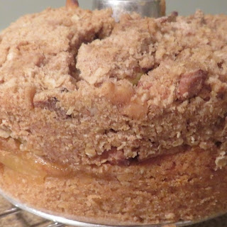 Irish Apple Cake.