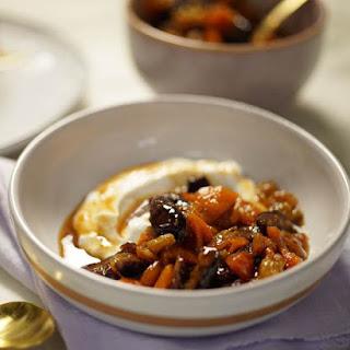 Chai Spiced Fruit Compote Recipe