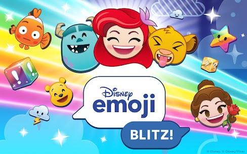 Disney Emoji Blitz Mod Apk 44.2.0 (Free Shopping) 6