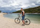 Велосипед+пляж = велотур по Далмации