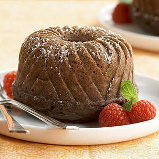 Ginger-Spiced Chocolate Cake.
