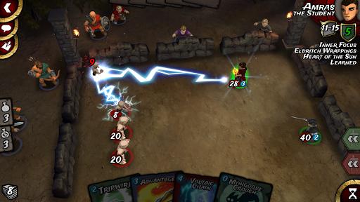 Traitors Empire Card RPG 0.73 screenshots 4