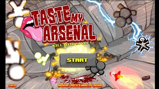 Taste My Arsenal Screenshot