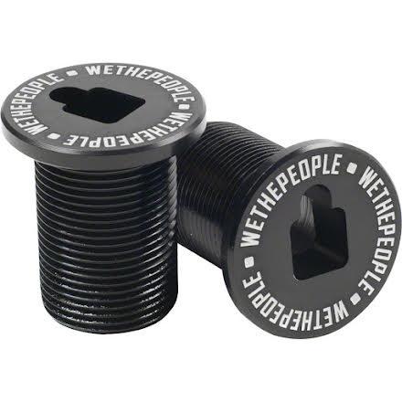 Eclat Top Bolt 24x1.5mm Thread Black