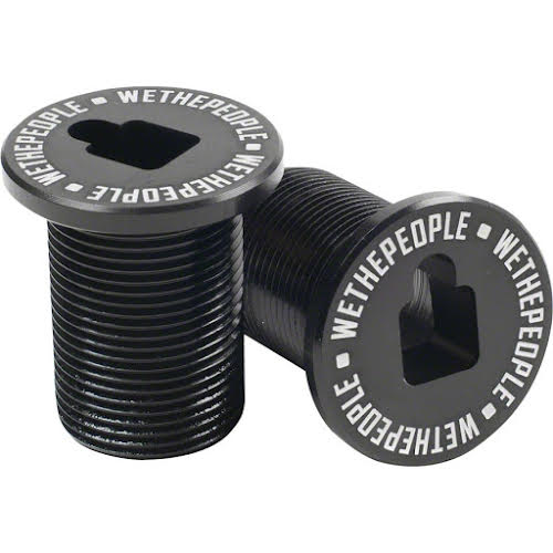 We The People Utopia Headset Top Bolt 24x1.5mm Thread, Black