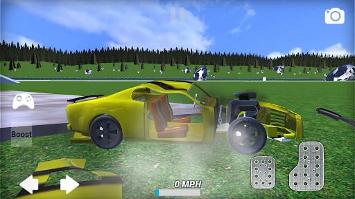 Extreme Crash Car Driving 1.041 screenshots 17