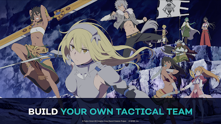 DanMachi - MEMORIA FREESE APK screenshot thumbnail 7
