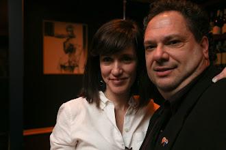 Photo: Dov and Sharon