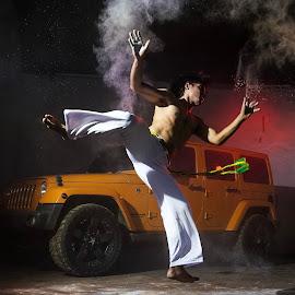 Capoeira by Bernard Tjandra - Sports & Fitness Other Sports