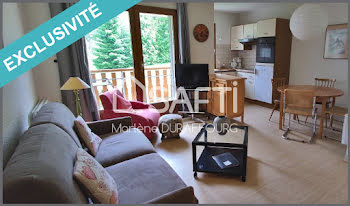 appartement à Bellefontaine (39)