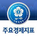기획재정부 주요경제지표 icon