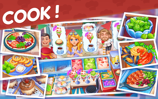 Cooking Voyage - Crazy Chef's Restaurant Dash Game 1.3.1+ac19226 screenshots 20